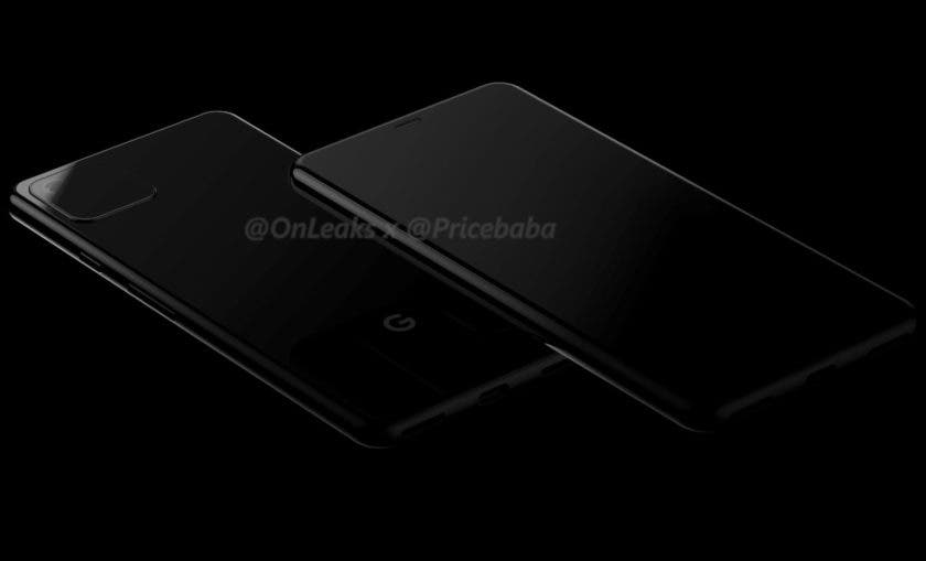 Google teases Pixel 4 with dual cameras and no fingerprint scanner