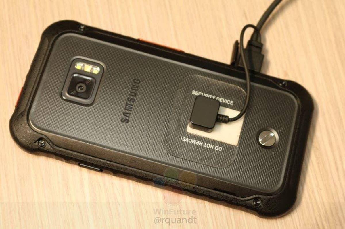 Samsung Galaxy Xcover 5 Leak Reveals A Triple Led Flash Gizchina Com