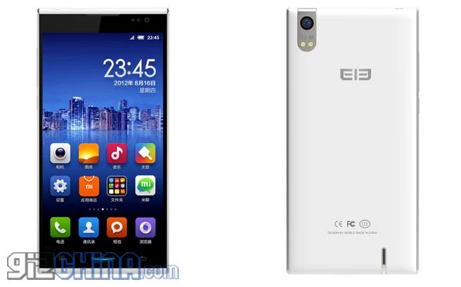 elephone p10 specifications
