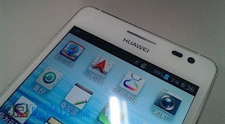 09100621907994088 Huawei Ascend D2 Leaked photos, specification and pricing!