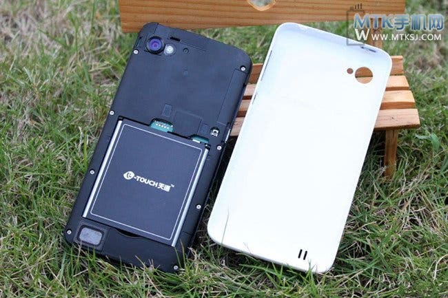k-touch hornet 2 quad core android phone china