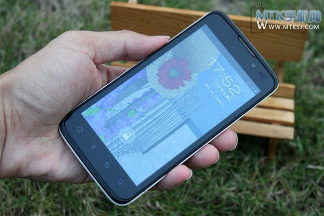 k touch hornet 2 low cost quad core phone