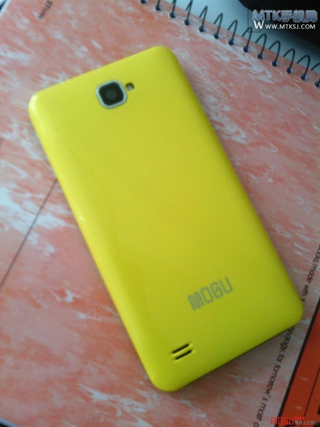 mogu m2 dual-core $100 phone looks like Xiaomi