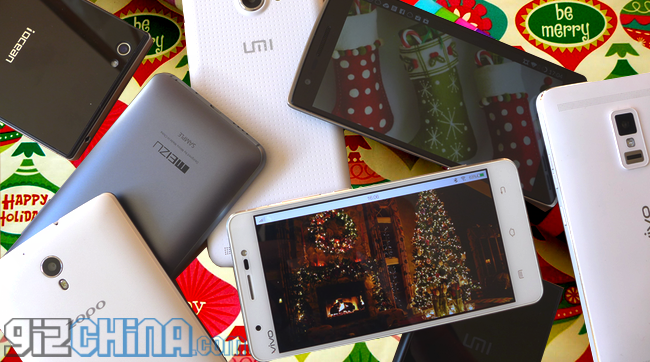 Christmas is coming: which Smartphone is the best Christmas gift?