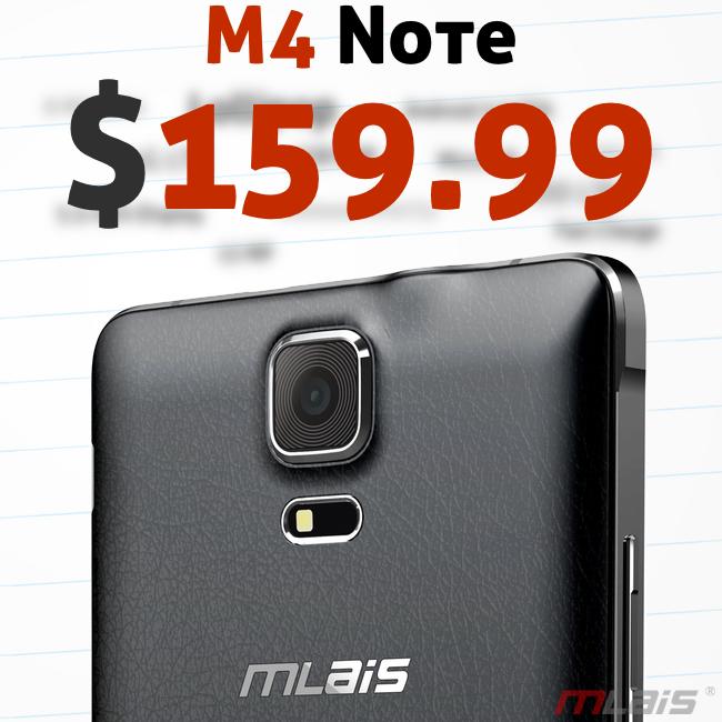 mlais m4 note price