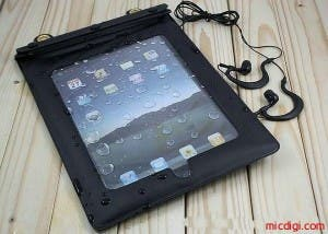 keep your ipad dry this summer