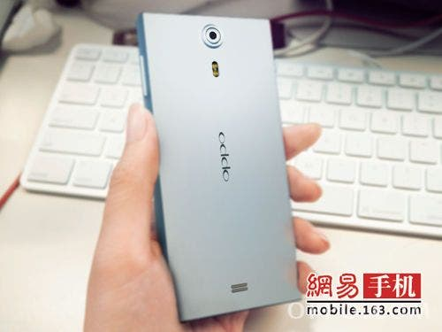 More Oppo Find 5 Photos Leaked! Looks fatter than claimed!