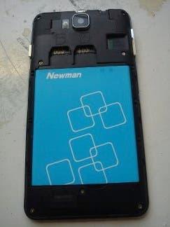 newman k1 battery
