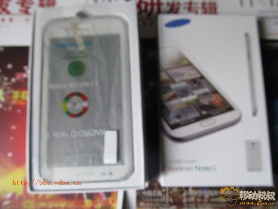 145149nwiigoo5rkzcriii Star S7180 Samsung Galaxy Note 2 clone with Jelly Bean just $150!