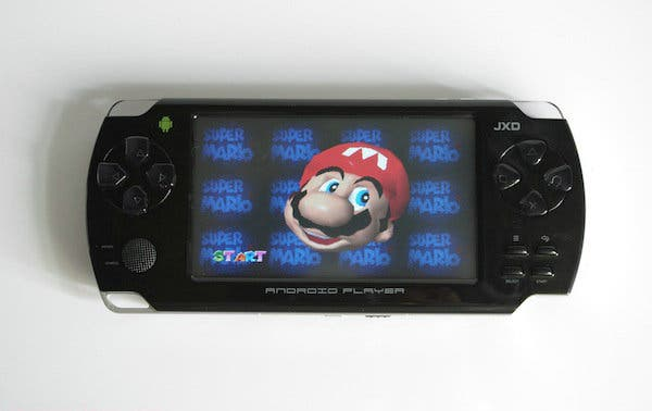Knock off PSP with Touch Screen Goes on Sale - Gizchina com