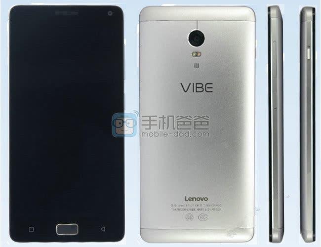 Lenovo Vibe P1 specs include a 4900mAh battery