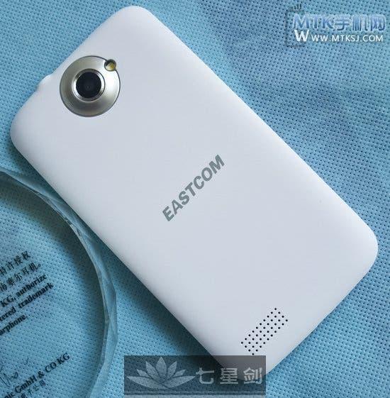 eastcom htc one x clone dual core china