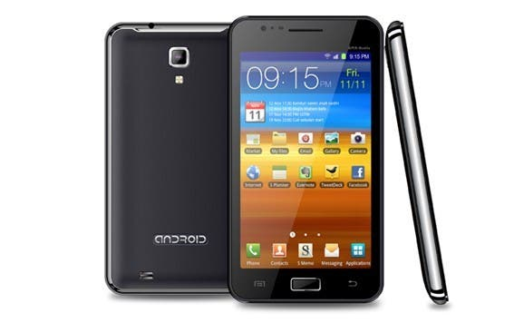 actwell 5 inch smartphone with android 4.0