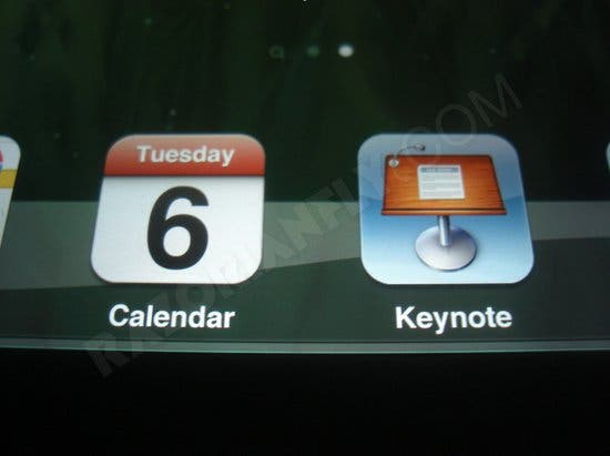 proof that the new iPad has a retina display