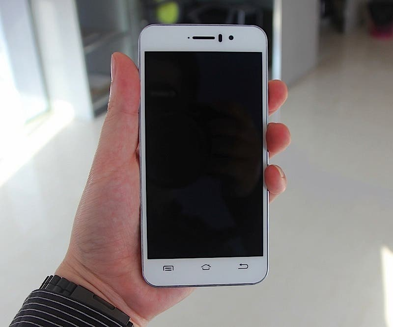 2 White JiaYu G4 photos exposed!