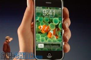 2007 iphone launch
