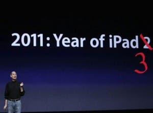 rumors from Taiwan claim iPad 3 will launch in June