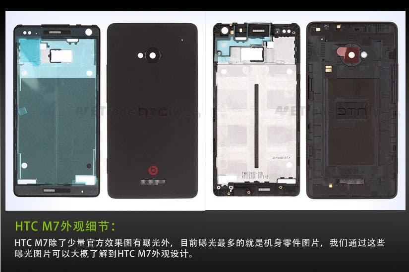 htc m7 specification