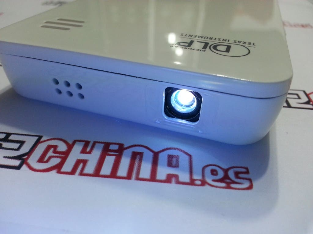 led projector wifi