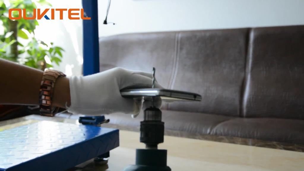 Oukitel K4000 power drill test