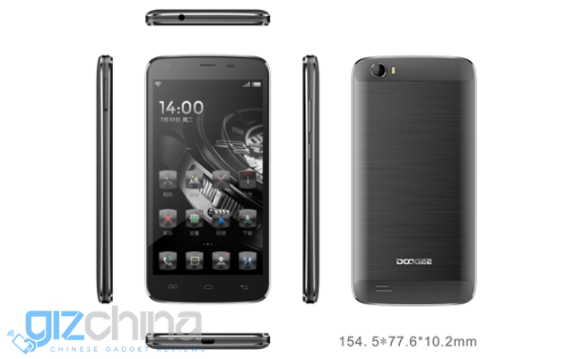 doogee t6 battery