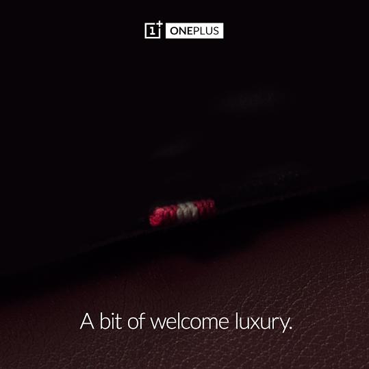 oneplus leather