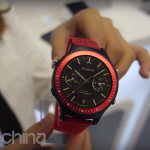 bluboo xwatch android wear