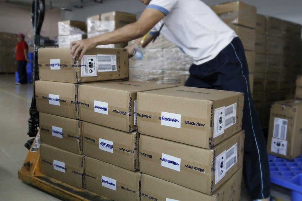 BV5000 shipment