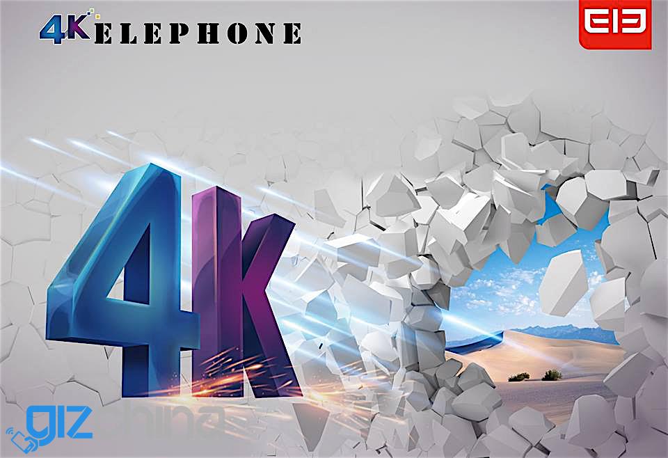 elephone 4k