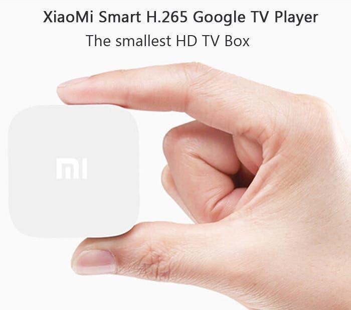 xiaomi mini tv android box
