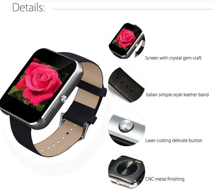 zeablaze rover smartwatch
