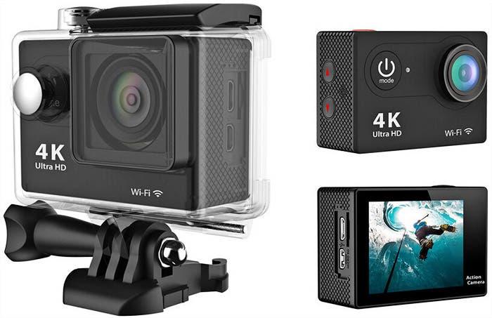 eken h9 4k camera