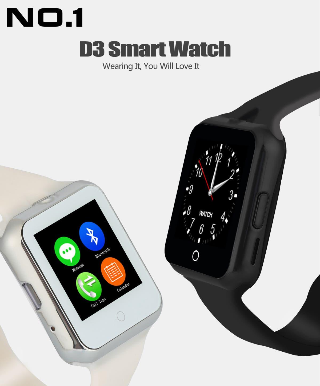no1 d3 smartwatch
