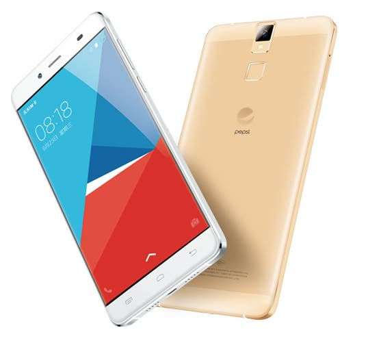 Pepsi's Phone P1s Is Now Official With An Outdated SoC For