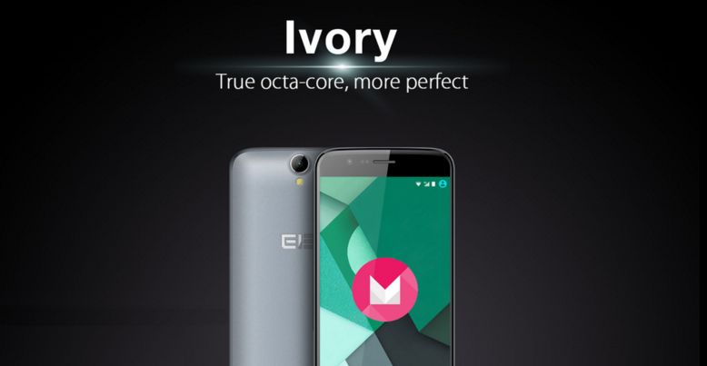 elephone ivory android 6