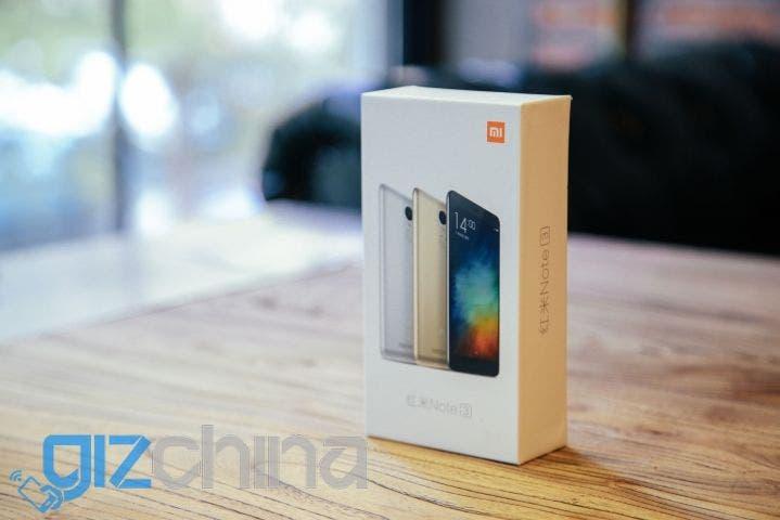 Xiaomi Redmi Note 3 7