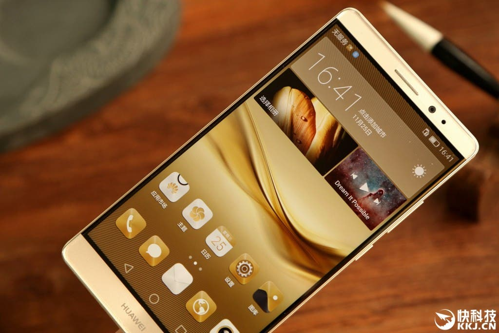 huawei mate 8 hands on 10