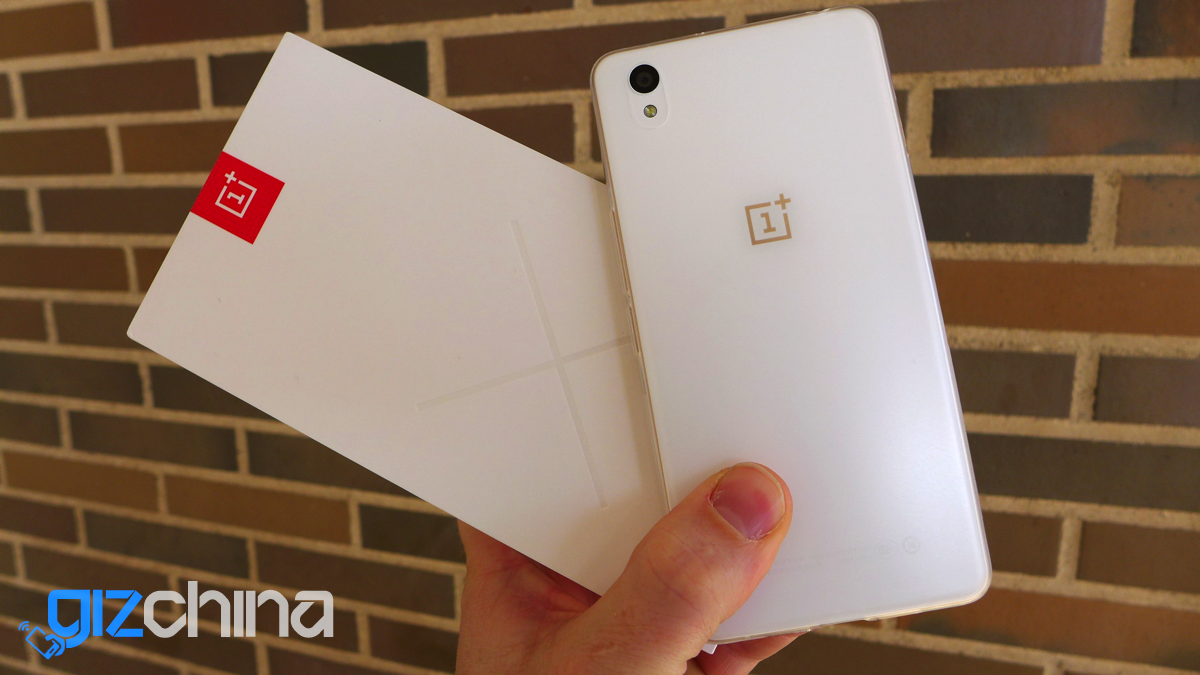 oneplus x hands on hero