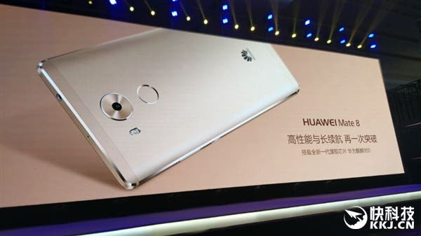 Huawei Mate 8 launched full specs