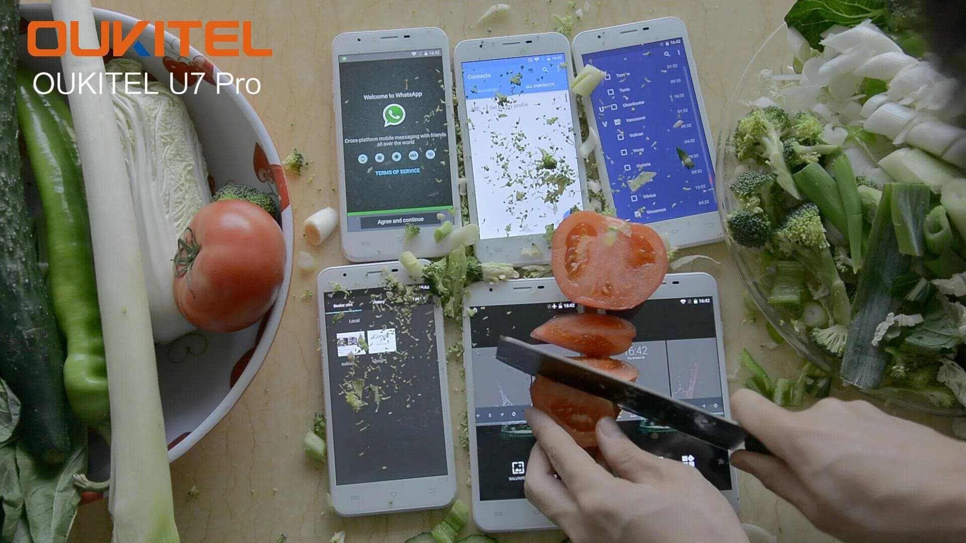 oukitel kitchen