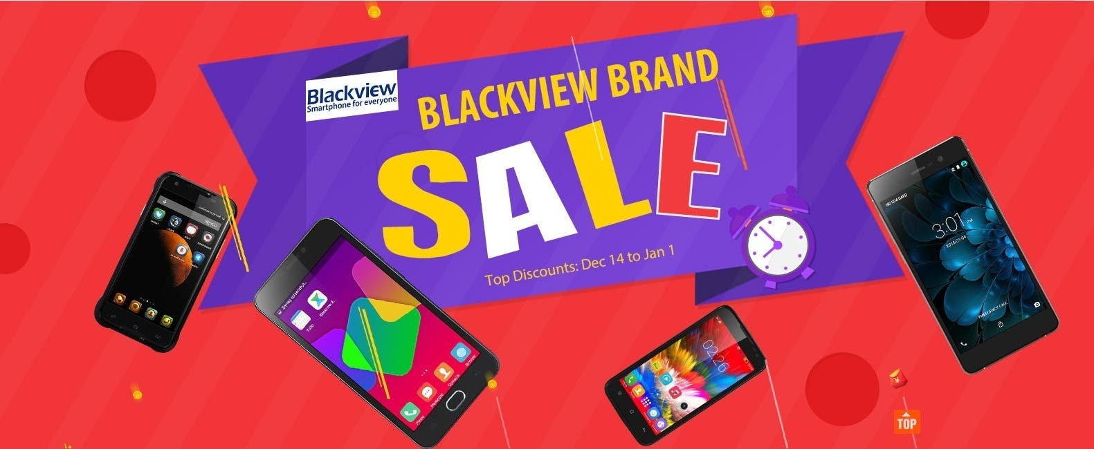 blackview phone offers
