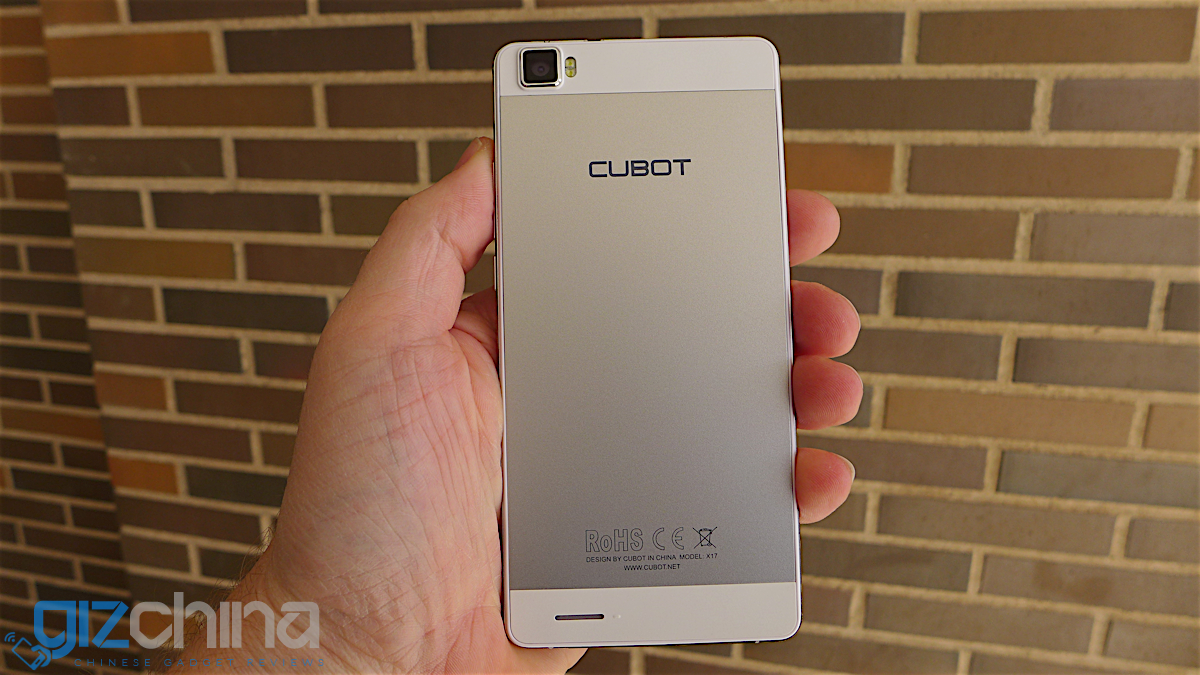 Cubot X17 first impressions