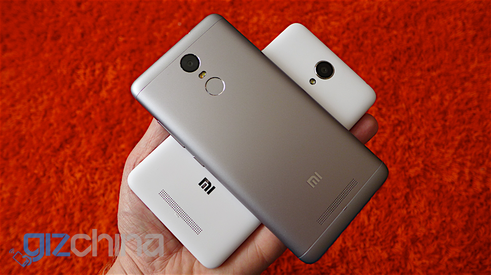xiaomi redmi note 3 vs xiaomi redmi note 2