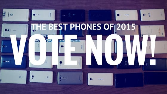 THE BEST PHONES OF 2015
