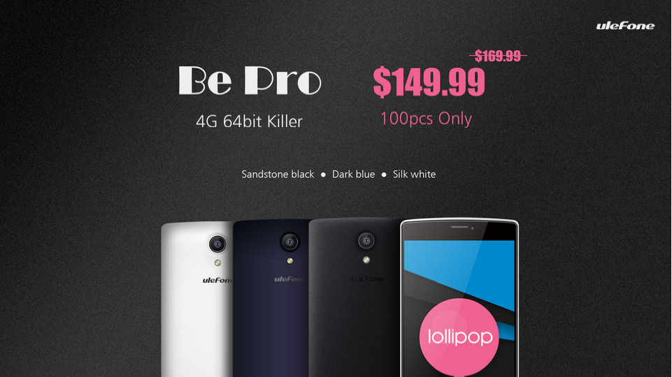 ulefone be pro price cut