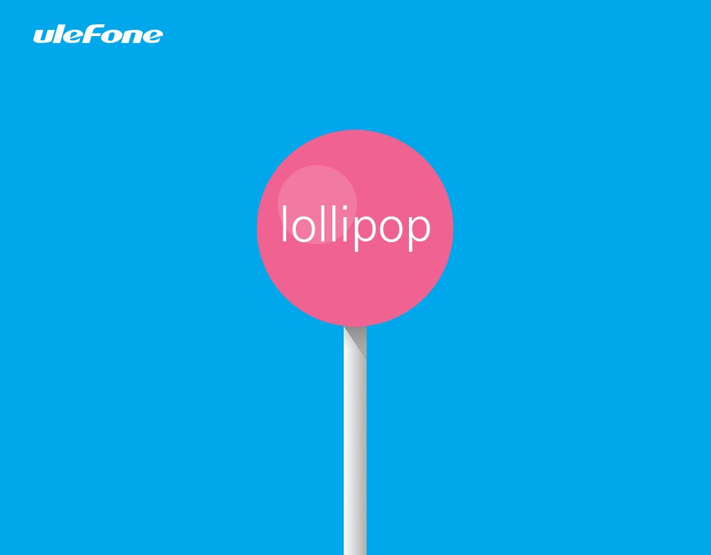 ulefone be pro lollipop