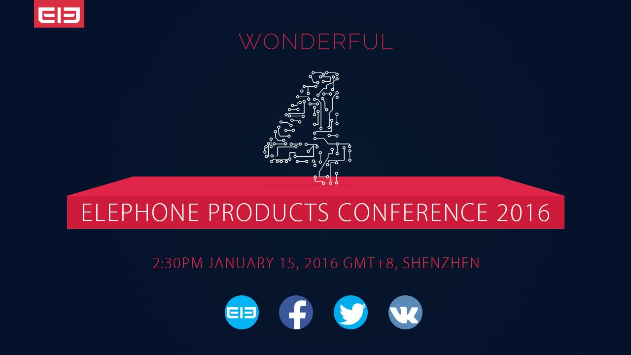 elephone launch 2016