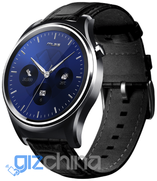 mlais android wear watch