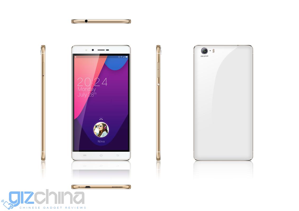 6-inch jiayu phone
