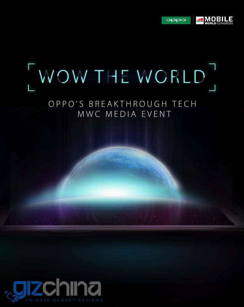 OPPO MWC